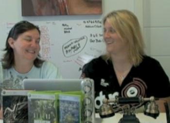 Gay Girls Who Game - Season 4 - Ep 1 - Bio Shock 2 and Mass Effect 2