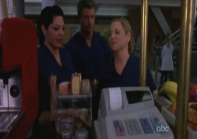 Callie and Arizona (Grey's Anatomy) - Season 6 Episode 19