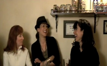 Tello - Niki and Nora: Behind the Scenes with stars Christina Cox and Liz Vassey & writer Nancylee Myatt