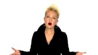 Give A Damn - PSA - Cyndi Lauper