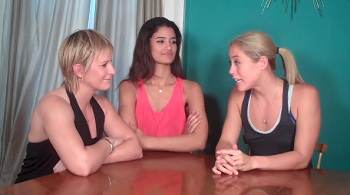 Lesbian Love  Ep 134 - Back in the Saddle again!