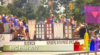 NYC Pride 2010 Funny Boned