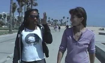 Walking Funny With ... Gloria Bigelow