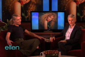 The Ellen DeGeneres Show - Portia Shares her personal struggles
