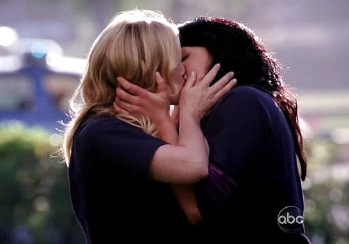 Callie & Arizona (Grey's Anatomy) - All In