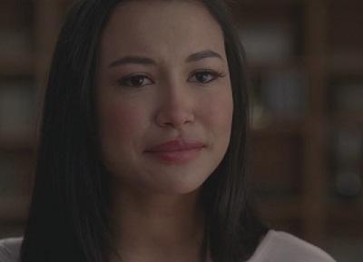 Brittany & Santana (Glee) - Season 2, Ep. 19 - Songbird (Full Scene)