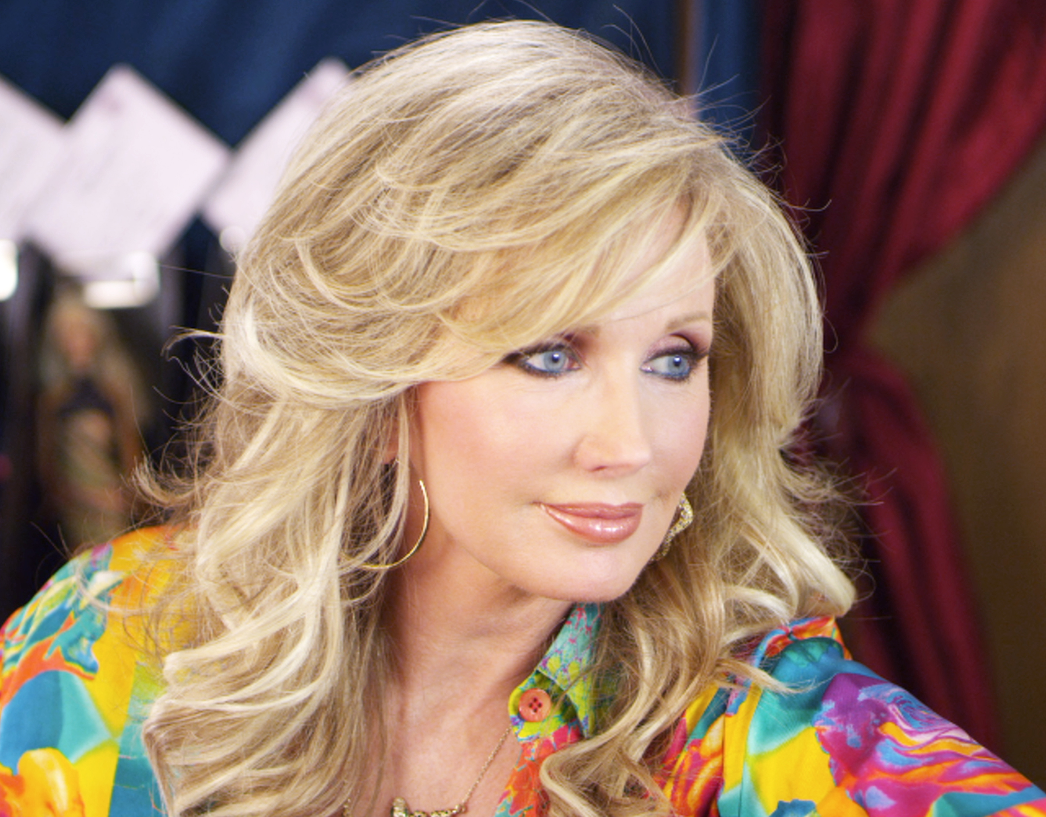 OML Exclusive - Behind The Scenes with Morgan Fairchild