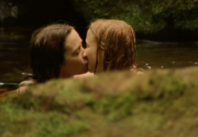 Mona & Tamsin (My Summer of Love)  First Kiss
