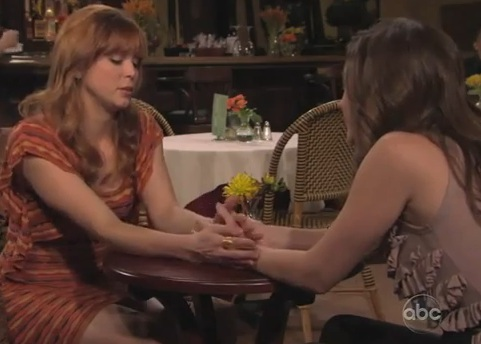 Bianca & Marissa (All My Children) - Part 59 (07/18/2011)