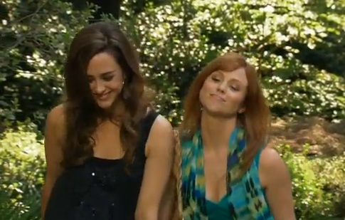 Bianca & Marissa (All My Children) - Part 73 (08/24/2011)
