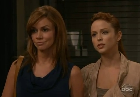 Bianca & Marissa (All My Children) - Part 78 (09/19/2011)