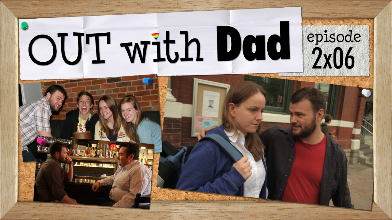 Out With Dad - Season 2, Ep 6 - Working It Out