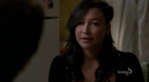 Santana (Glee) - Season 3, Episode 7 - Santana comes out to her Abuelita