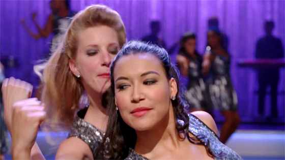 Brittany & Santana (Glee) - A Thousand Years