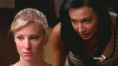 Brittany & Santana (Glee) - Season 2, Ep 15 - 