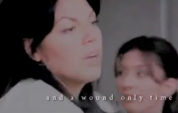 Callie & Arizona (Grey's Anatomy) - Scar Tissue (Trailer)