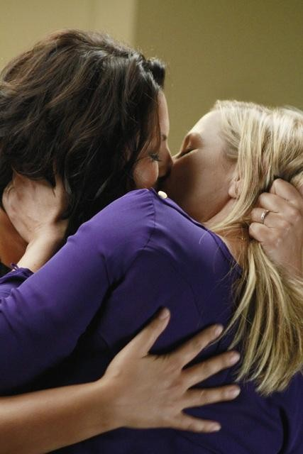 Callie & Arizona (Grey's Anatomy) - Thinking Out Loud