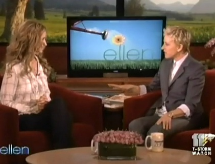 The Ellen Show - Chely Wright