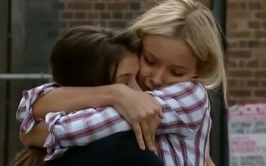 Sophie & Sian (Coronation Street) - Fields Of Gold