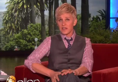 The Ellen DeGeneres Show - JCPenney Commercial Outtakes
