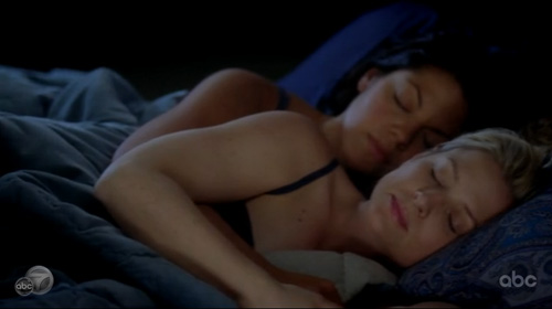 Callie & Arizona (Grey's Anatomy) - Just Wanna Be With You