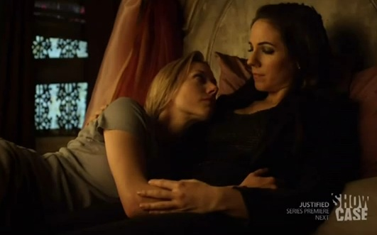 Bo & Lauren (Lost Girl) - Season 2, Episode 20
