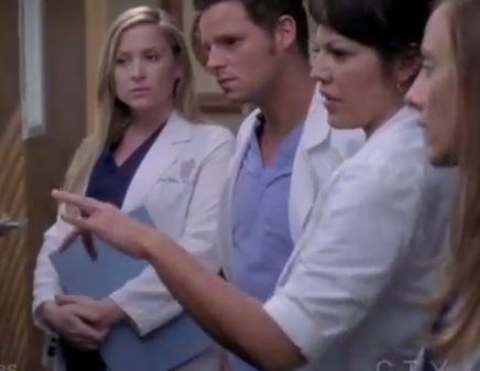 Callie & Arizona (Grey's Anatomy) - Season 8, Ep 20