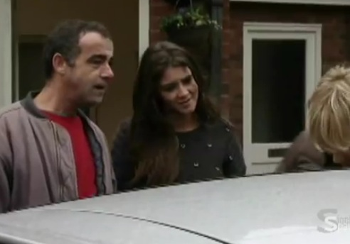 Sophie (Coronation Street) - 2 April 2012