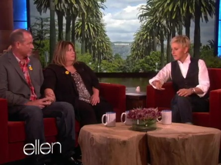 The Ellen DeGeneres Show - Bully (The Bully Project) Chat