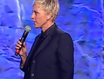 23rd Annual GLAAD Media Awards - Ellen Degeneres Opening Monologue