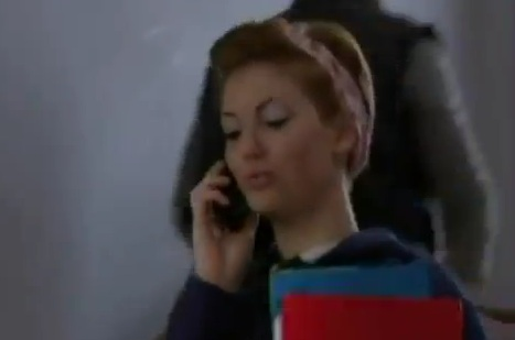 Jen & Tilly (Hollyoaks) - 17 April 2012
