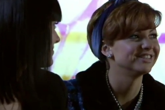 Jen & Tilly (Hollyoaks) - 24 April 2012