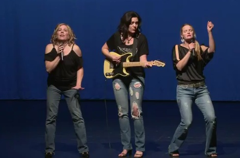 Katie Goodman's Broad Comedy - Probably Gay, the Homophobia Song