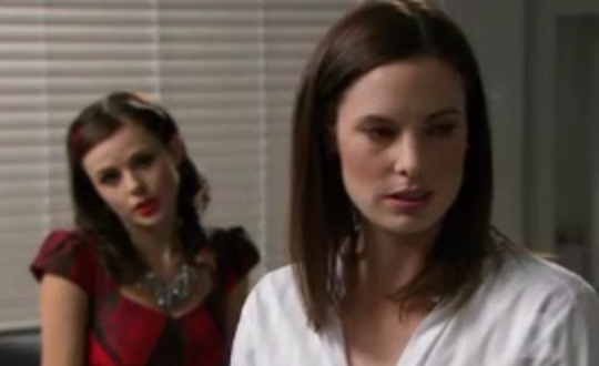 Lana and Nicole (Shortland Street) - Part 3