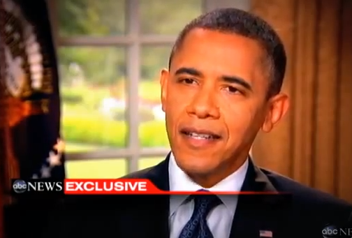 President Obama Affirms His Support for Same Sex Marriage