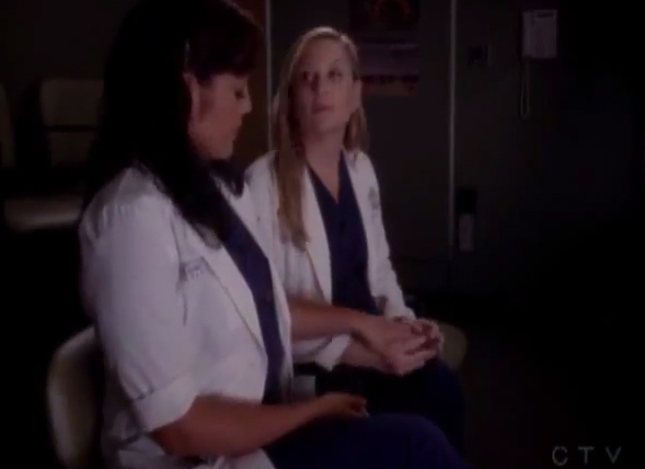 Callie & Arizona (Grey's Anatomy) - Season 8, Episode 23