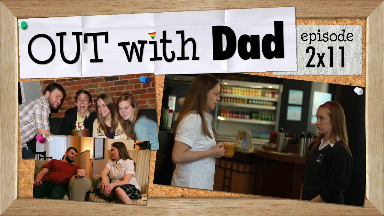 Out With Dad - Season 2, Episode 11 - Out With Doubts