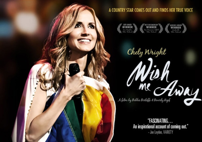 Chely Wright - Wish Me Away - EXCLUSIVE Sneak Peek
