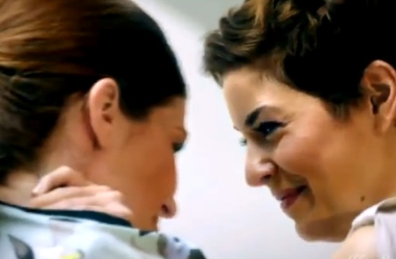 Rebecca & Juliette (Verbotene Liebe) - You Make Me Feel So