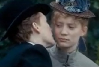 Albert & Helen (Albert Nobbs) - The First Time I Loved Forever