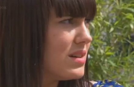 Jen & Tilly (Hollyoaks) - 21 August 2012