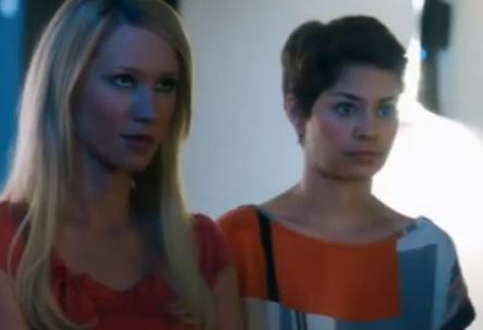 Rebecca & Marlene (Verbotene Liebe) - Episode 4134