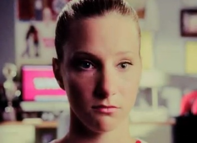 Brittany & Santana (Glee) - I Was Feeling Sad