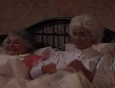 The Golden Girls – Not Lebanese Blanche, Lesbian