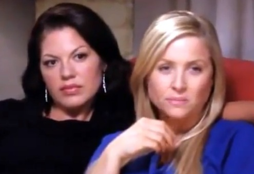 Callie & Arizona (Grey's Anatomy) - Season 8 - Deleted Scene 2