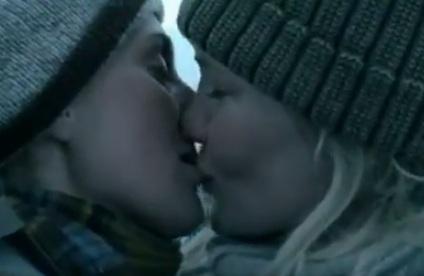 Lesbian Kisses - Volume 2