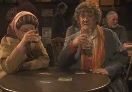 Mrs Brown's Boys - Mrs. Brown's Lesbian Dilemma
