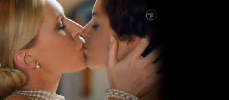 Rebecca & Marlene (Verbotene Liebe) - Episode 4150 (Part 1)