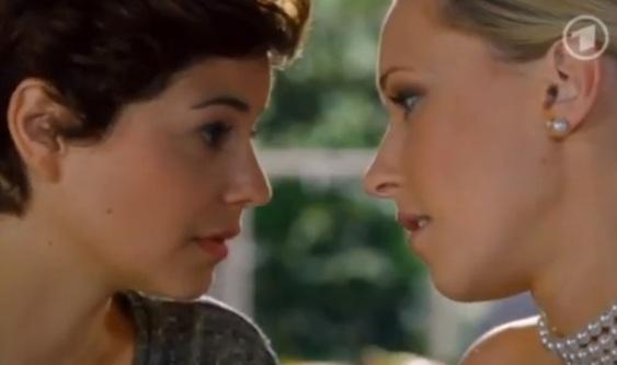 Rebecca & Marlene (Verbotene Liebe) - Episode 4152 (Part 2)