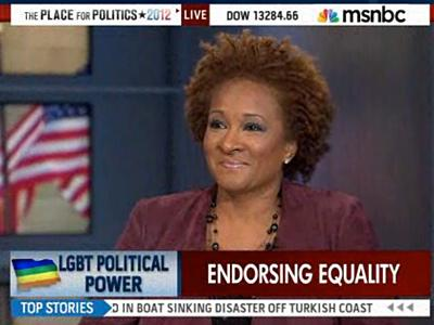 Wanda Sykes to Right Wing: No One Will Force You to Attend a Gay Wedding